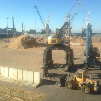 Loadig equipment