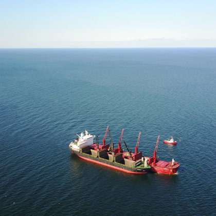 Грузовой корабль